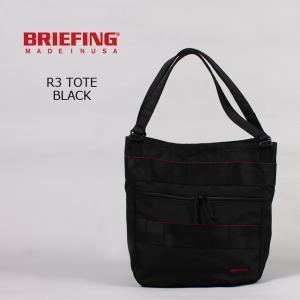 BRIEFING (ブリ−フィング) R3 TOTE / BLACK|explorer