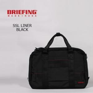 BRIEFING (ブリーフィング)  SSL LINER / BLACK|explorer