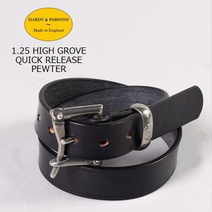 HARDY & PARSONS(ハーディアンドパーソンズ)  1.25 HIGH GROVE QUICK RELEASE-PEWTER / NAVY|explorer