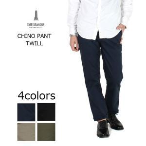 (エンパイア アンド サンズ) EMPIRE & SONS  CHINO PANT - TWILL|explorer