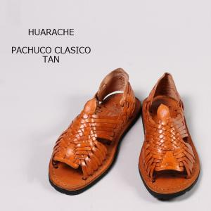 HUARACHE (ワラチ)  PACHUCO CLASICO / TAN|explorer