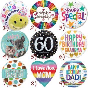 誕生日 バルーン  オーバー・ザ・レインボー 85674  誕生日バルーン  1歳 2歳 3歳 4歳 男の子 女の子 孫 誕生日プレゼント 子供 サプライズ 飾り|express|02