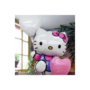 キャラ電 キティ バルーン(3)16800 誕生日 結婚式 出産祝い キティちゃん キティ― 風船|express