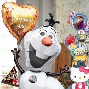 バルーン Miniチョコ付 バルーン ♪ バレンタイン オラフ Frozen 28316  バレンタインデー おもしろチョコ バレンタインチョコ2018 アナと雪の女王|express