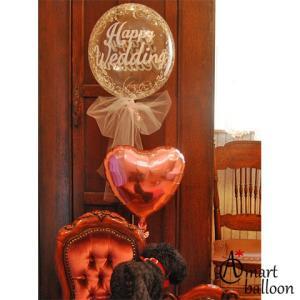 電報 結婚式 クリアバルーン Sweeet2 祝電 結婚祝い 台紙 バルーン電報  ウエディング バルーンギフト おしゃれ お祝い 入籍祝い 令和 風船 名入れ|express|03