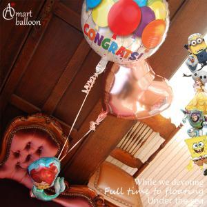キャラ電 2Go バルーン 誕生日 ギフト 合格祝い 卒業祝い プレゼント 結婚式 バルーン電報 祝電 お祝い 入学 入園 進級 開店祝い 合格 電報|express