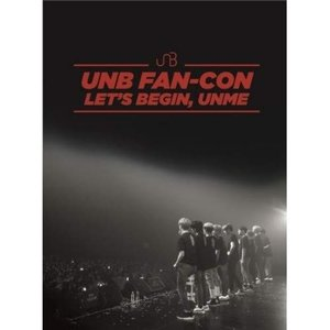 2018 UNB FAN CON [ LET'S BEGIN, UNME ] ( 2DVD+CD )...