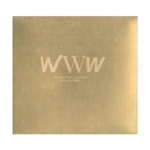 キム・ジェジュン - WWW  1集 CD 韓国盤の画像