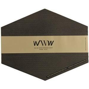 キム・ジェジュン - WWW Repackage 1集 リパッケージ CD 韓国盤