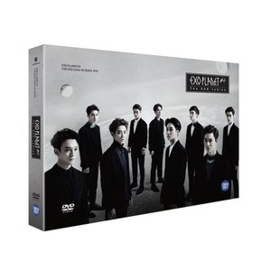 EXO PLANET#2 - The EXO'luXion In Seoul 2DVD 韓国盤