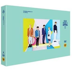 SHINee - SHINee World IV 2DVD 韓国盤