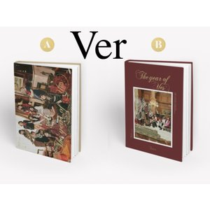TWICE - The Year of Yes 3rd Special Album  CD 【Ver...