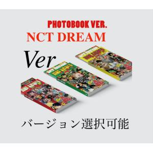 NCT DREAM - 1集 Hot Sauce NCTDREAM Vol. 1 Photo Book Ver CD 韓国盤 バージョン選択可能の画像