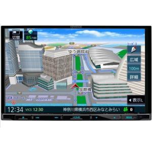 MDV-S708L 8V型 ハイレゾ対応/専用ドライブレコーダー連携 地上デジタルTVチューナー/B...