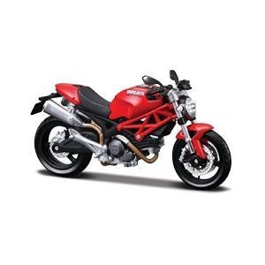 ドゥカティ Ducati Monster 696 1/12 オートバイ ミニチュアバイク