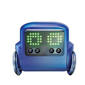 ともだちロボット Hello! QB ハローキュービー 動く リモコン かわいい オムニボット 専用アプリもあり ブルー タカラトミー