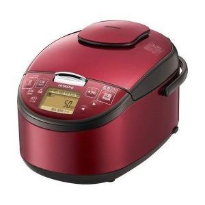 炊飯器 5.5合 圧力IH炊飯器 HITACHI 日立 RZ-H10BJ-R 炊飯器 おすすめ エコ...