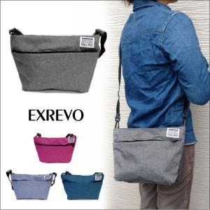 ショルダーバッグ キャンバス調 ワンショルダーバッグ バッグインバッグ 2way|exrevo