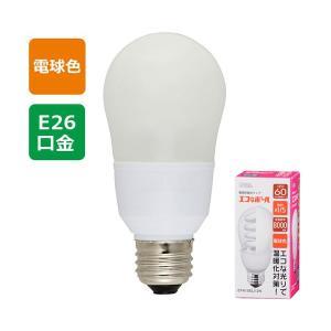 04-5420 EFA15EL/12N エコなボール 60W相当/12W 電球色 E26 OHM(オーム電機)