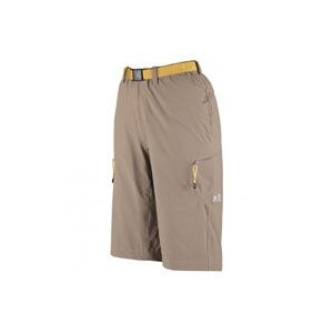 MIV0789-5442-S_Ld Seigne Stretch short [Walnut] S(ユーロサイズ):セーニュストレッチ2_Millet(ミレー)|exsight-security