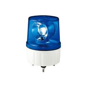 ALN-24B_デジタル回転灯:ALN型 電球回転灯 スタンダードタイプ AC/DC24V 青 (径170mm)_シュナイダー(アローライト) exsight-security