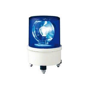 AM-200B_デジタル回転灯:AM型 電球回転灯 スタンダードタイプ AC200V 青 (径130mm)_シュナイダー(アローライト) exsight-security