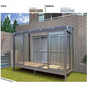 ランドリーハウス(テラス囲い)間口3054×奥行1562 DIY 送料無料 格安|exterior-stok