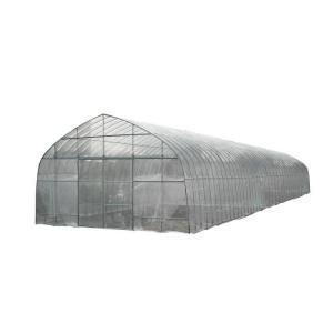 【期間限定セール】ハウス間口5.7m高さ3.1m奥行20m約34.4坪埋め込み式両側スライド扉 菜園温室農業野菜園芸OH-5720【法人様宛/配達店止めは送料無料】|exterior-stok