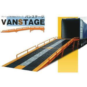 バンステージ バンニング用スロープ コンテナへの搬入が楽々送料無料|exterior-stok
