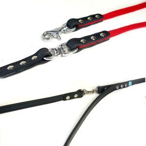 肩がけ リード PPテープ 革:PPLead 006【色は革7色から、PPテープは12色から、長さもオーダーできる!】|extraheavyy|02