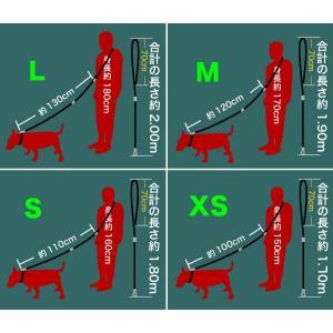肩がけ リード PPテープ 革:PPLead 006【色は革7色から、PPテープは12色から、長さもオーダーできる!】|extraheavyy|04