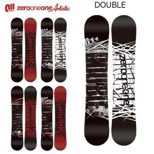 予約商品 5大特典付 19 011 Artistic DOUBLE (W) レディース 4サイズ キャンバー 19Snow スノーボード|extreme-ex