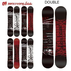 予約商品 5大特典付 19 011 Artistic DOUBLE メンズ 5サイズ キャンバー 19Snow スノーボード|extreme-ex
