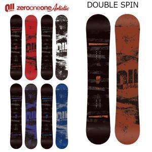 予約商品 5大特典付 19 011 Artistic DOUBLE SPIN (W) レディース 4サイズ ダブルキャンバー 19Snow スノーボード|extreme-ex