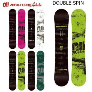 予約商品 5大特典付 19 011 Artistic DOUBLE SPIN メンズ 5サイズ ダブルキャンバー 19Snow スノーボード|extreme-ex