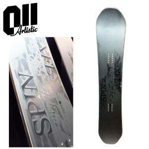 予約商品 5大特典付 19 011 Artistic X-FLY SPIN メンズ 7サイズ ダブルキャンバー 19Snow スノーボード|extreme-ex
