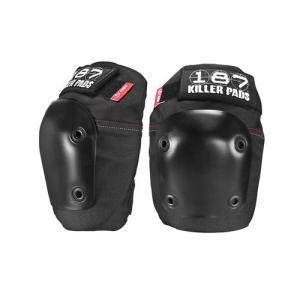 送料無料 スケートボード 二ーパッド 【 FLY KNEE PAD 】 187 killerpads スケボー 膝 プロテクター|extreme-ex