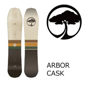 5大特典付 19 ARBOR CASK アーバー キャンバー (A9CK) 19Snow スノーボード 18-19|extreme-ex