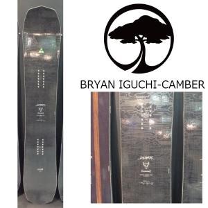 予約商品 5大特典付 19 ARBOR BRYAN IGUCHI PRO CAMBER アーバー ブライアン イグチプロ キャンバー (A9BC) ダイカット ソール2種 スノーボード 18-19|extreme-ex
