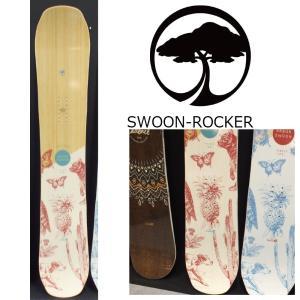 予約商品 5大特典付 19 ARBOR SWOON ROCKER (W) アーバー スゥーン ロッカー (A9SR)  19Snow スノーボード 18-19|extreme-ex