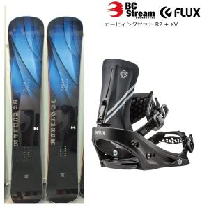 19 BC-STREAM R-2 + FLUX XV ボード 6サイズ ビーシーストリーム フラックス エックスブイ レース/テクニカル オールマウンテン 19Snow|extreme-ex