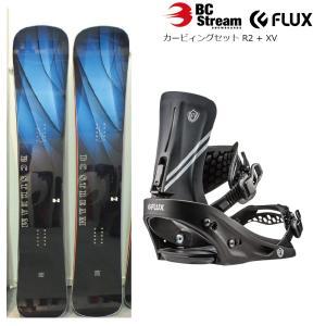 19 BC-STREAM R-2 NARROW + FLUX XV ボード 2サイズ ビーシーストリーム フラックス エックスブイ レース/テクニカル オールマウンテン|extreme-ex