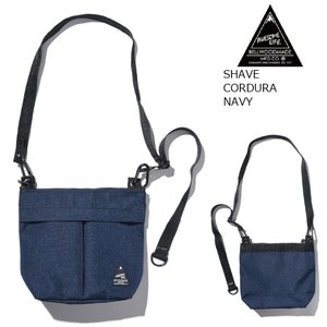BELLWOOD MADE MFG.co CONTAINER Cordura Navy サコッシュ オウサムライフ ベルウッドメイド AWESAME LIFE|extreme-ex