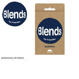 BLENDS Base Wax 100g ブレンド ベースワックス ベース ドライパウダー スポーツ・アウトドア ウインタースポーツ|extreme-ex