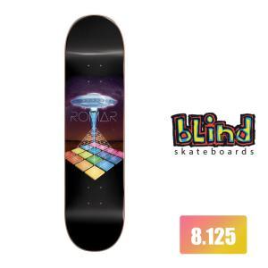 BLIND スケートボード デッキ 8.125インチ【 Romar Odyssey R7 Skateboard Deck 】 スケボー ブラインド SKATEBOARD|extreme-ex