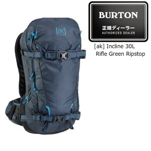18 BURTON AK INCLINE 30L Backpack Mood Indigo Ripstop バートン エーケーインクライン バックパック リュック|extreme-ex