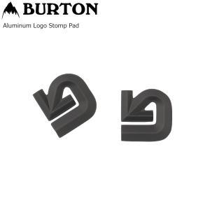 BURTON ALUMINUM LOGO MATS Black デッキパット バートン アルミニウム ロゴ マット ポスト投函(メール便)|extreme-ex