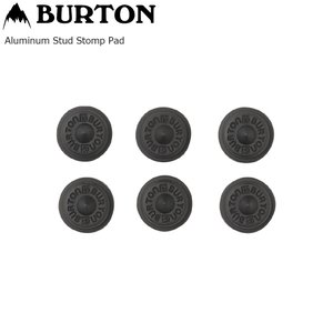 BURTON ALUMINUM STUD MATS Black デッキパット バートン アルミニウム スタッヅ マット ポスト投函(メール便)|extreme-ex
