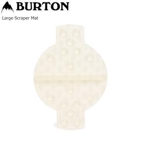 BURTON LARGE SCRAPER MAT Clear デッキパット バートン ラージスクレーパーマット ポスト投函(メール便)|extreme-ex