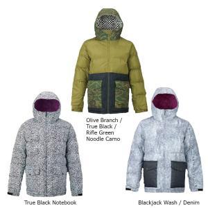 18 BURTON ANALOG KILROY Jacket 3カラー バートン アナログ キルロイ ジャケットv2017 2017-18|extreme-ex